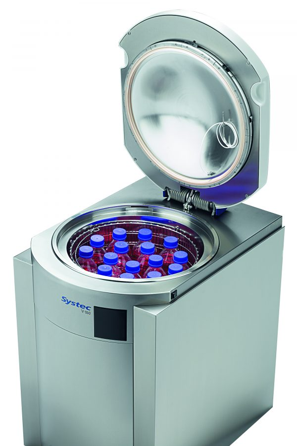 Top-Loading Vertical Autoclaves