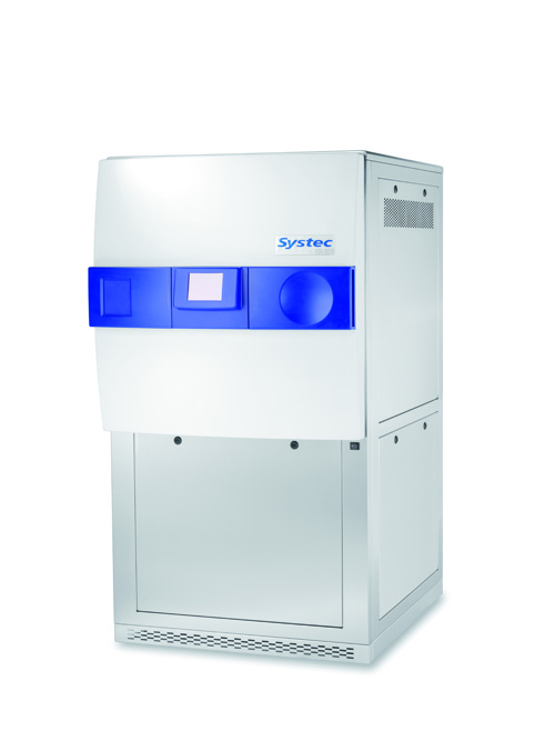 Systec Horizontal Floor-Standing Autoclave H-Series