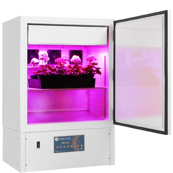 LED Chambers for Optimum Plant Growth
